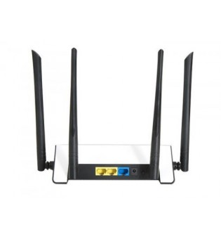 Everest EWR-521N4 Smart (APP Control) 300 Mbps Repeater+Access Point+Bridge Wireless Router