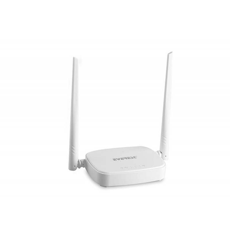 Everest EWR-301 Wifi-N WPS + WISP+WDS 300 Mbps Repeater+Access Point+Bridge Wireless Router