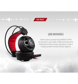 Snopy Rampage SN-RW2 gaming headphones