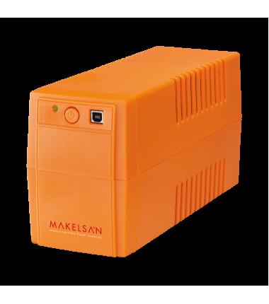 Makelsan Lion+ 850 VA USB (2x 7AH) 5-10dk UPS