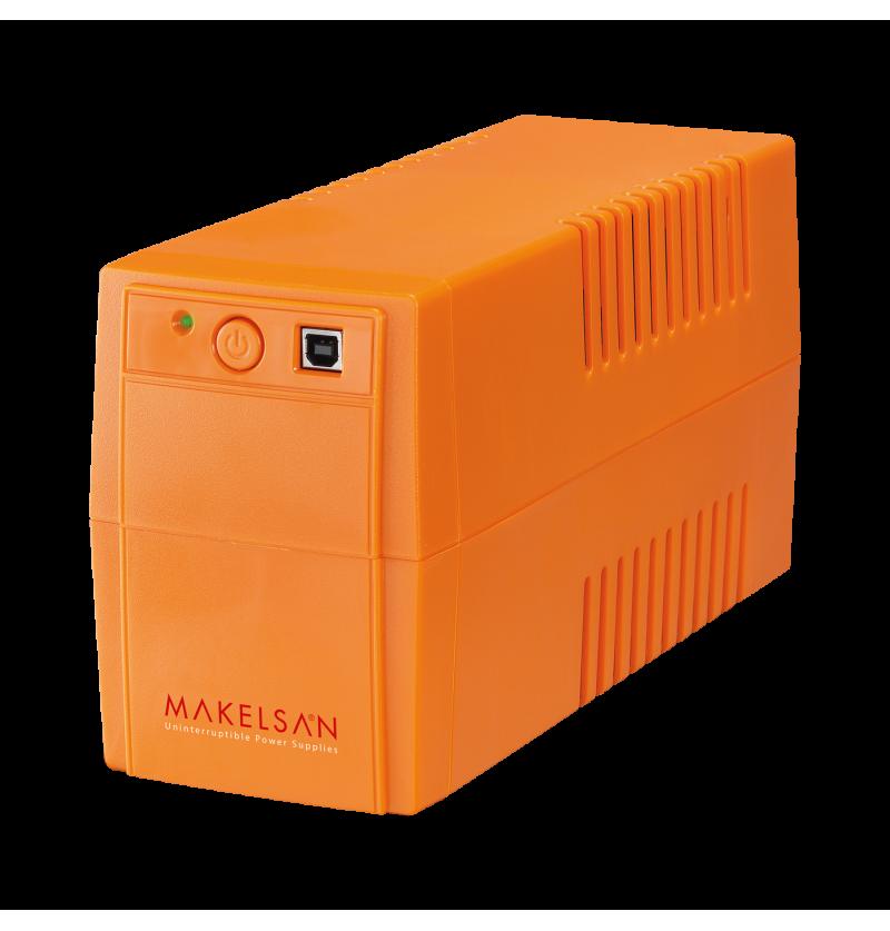 Makelsan Lion+ 650 VA USB (1x 7AH) 5-10dk UPS
