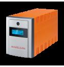 Makelsan Lion+ 1200 VA USB (2x 7AH) 5-10dk UPS