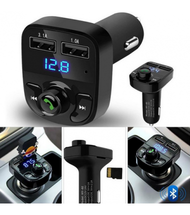 Car wireless transmitter kit