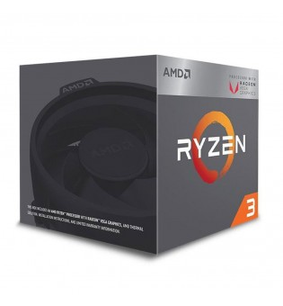 AMD Ryzen 3 2200G 3.5/3.7GHz AM4