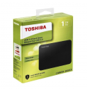 Toshiba Canvio Basics 1TB Portable External Hard Drive USB 3.0 Black