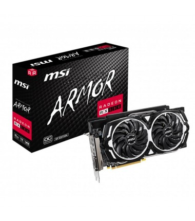 MSI RADEON RX 580 ARMOR GP OC VER 8GB GDDR5 VR READY 4K 256bit AMD graphics card