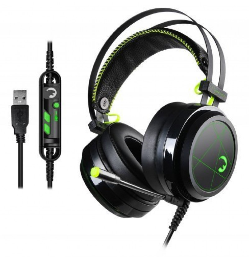 Gamepower Medusa 7.1 Gaming Headphones