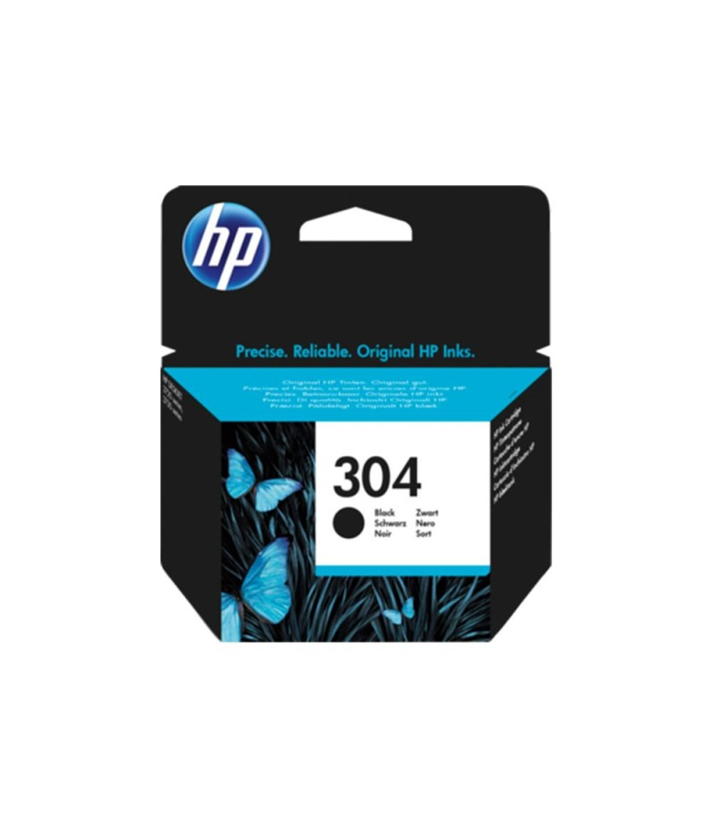 HP 304 BLACK CARTRIDGE ( N9K06AE )