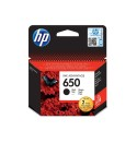 HP 650 BLACK CARTRIDGE (CZ101AE)