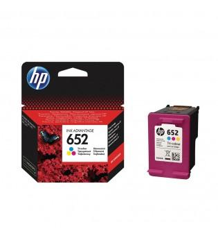HP 652 COLORFUL CARTRIDGE ( F6V24AE )
