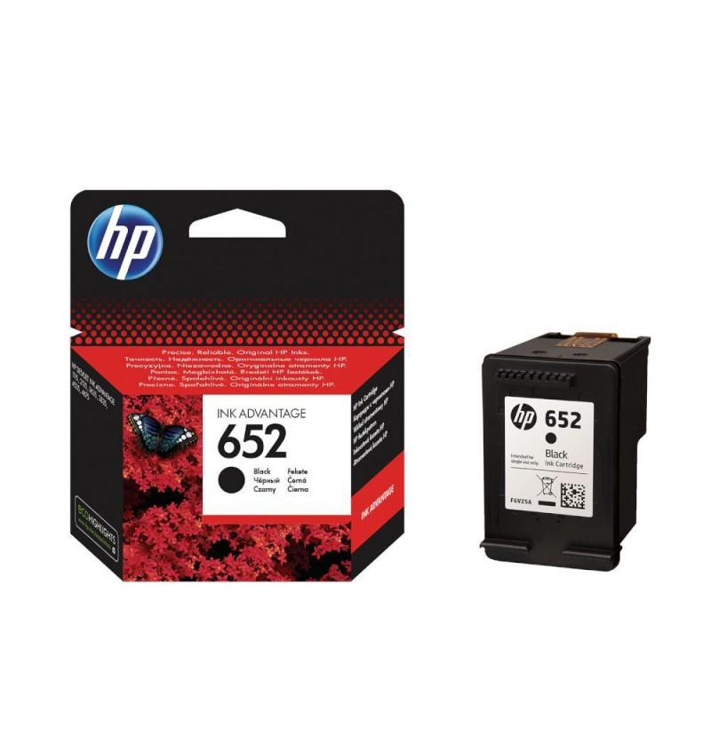 HP 650 BLACK CARTRIDGE (CZ101AE)