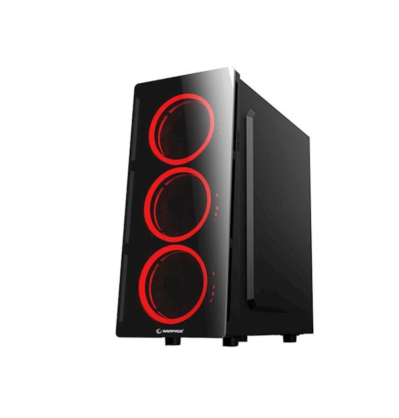 Rampage Redcore 3x12cm Case