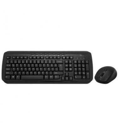 FRİSBY FK-4855WQ wireless keyboard mouse set
