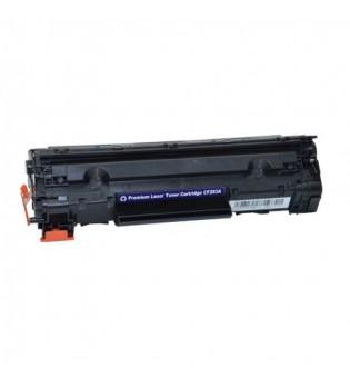 HP CF283A (83A) with chip refil toner - M 127 M128 M 126 m226 m225 m126 m120 m125 m201 m120 compatibility