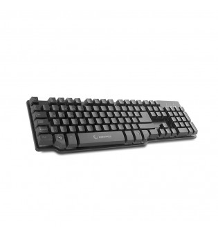 Rampage KB-R8 black USB 3 different light colour mechanic keyboard