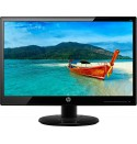 HP V194 18.5-inch HD Monitor with VGA Port (Black)