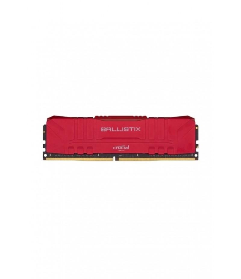 Ballistix 8GB 3000MHz DDR4 BL8G30C15U4R Gaming Case Ram memory