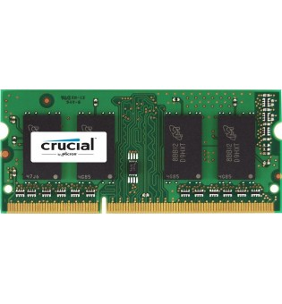 Crucial 4GB DDR3 1333MHz 204-Pin PC3-12800 1.35V Laptop RAM Sodimm Memory For Notebook